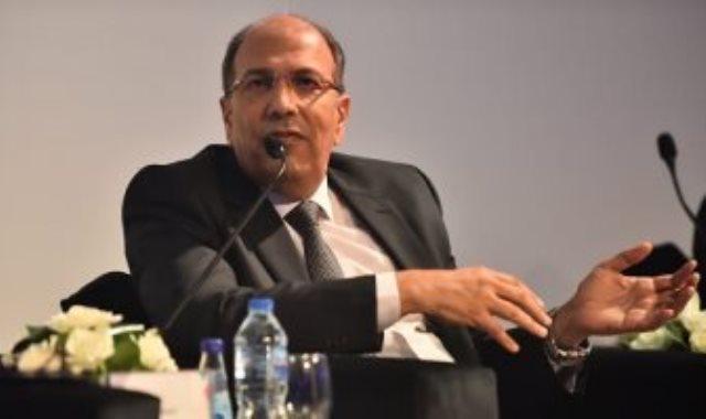 المهندس مجدى غازي رئيس هيئة التنمية الصناعية