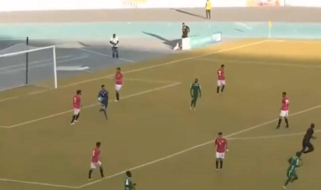 منتخب مصر ضد جزر القمر