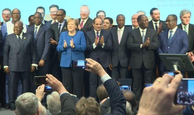 زيارة الرئيس إلى ألمانيا