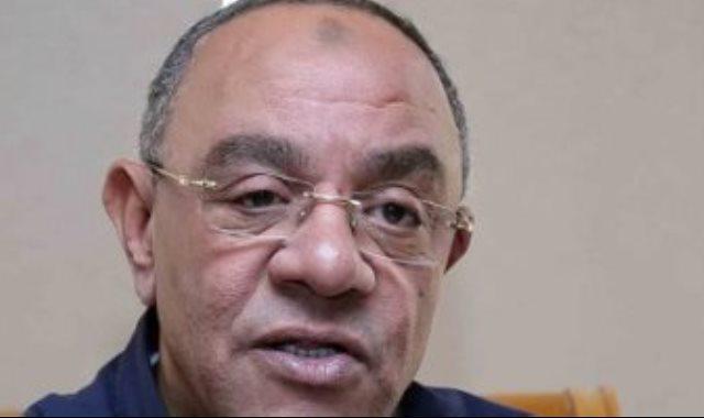عادل ناصر رئيس الغرفة التجارية بالجيزة