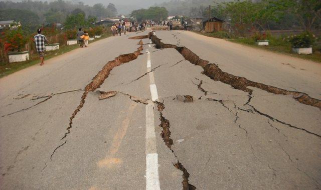 زلزال - أرشيفية