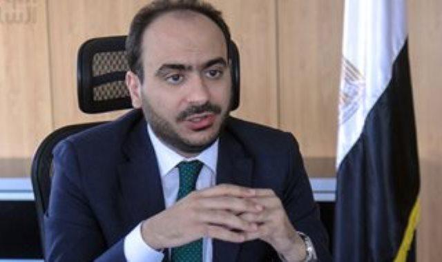 الدكتور أمير نبيل رئيس جهاز حماية المنافسة ومنع الممارسات الاحتكارية