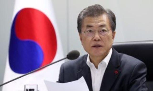 ون جيه إن رئيس كوريا الجنوبية