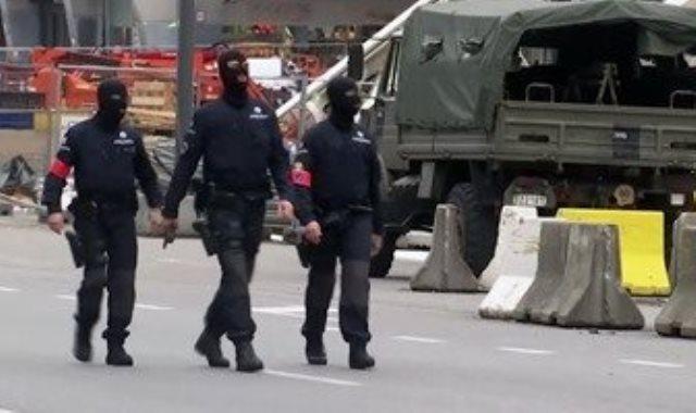 الشرطة البلجيكية - أرشيفية