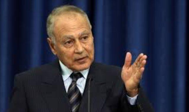 أبو الغيط في مؤتمر مؤسسة الفكر العربي