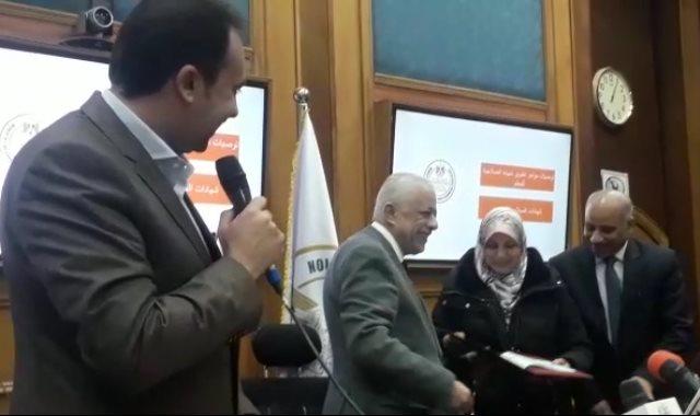 الدكتور طارق شوقي وزير التربية