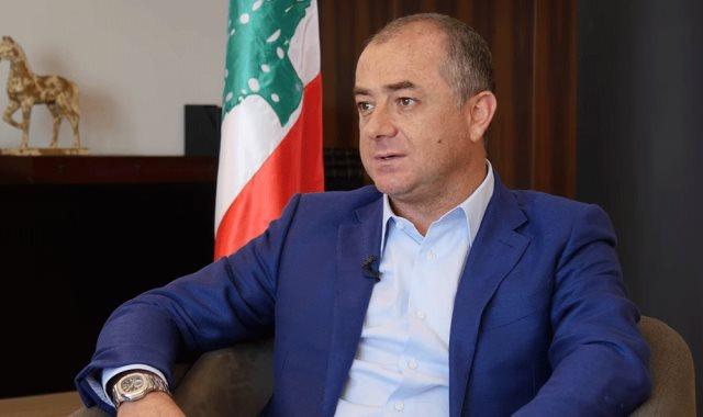 الياس بوصعب، وزير دفاع لبنان