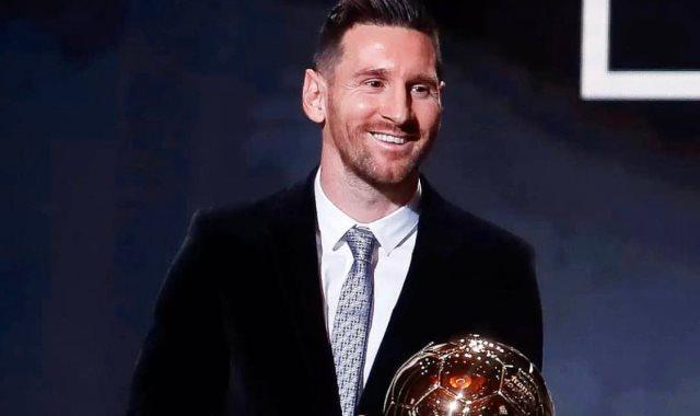 حفل توزيع الكرة الذهبية 2019