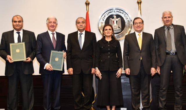 مصر توقع اتفاقا مع المؤسسة الدولية الاسلامية لتمويل التجارة
