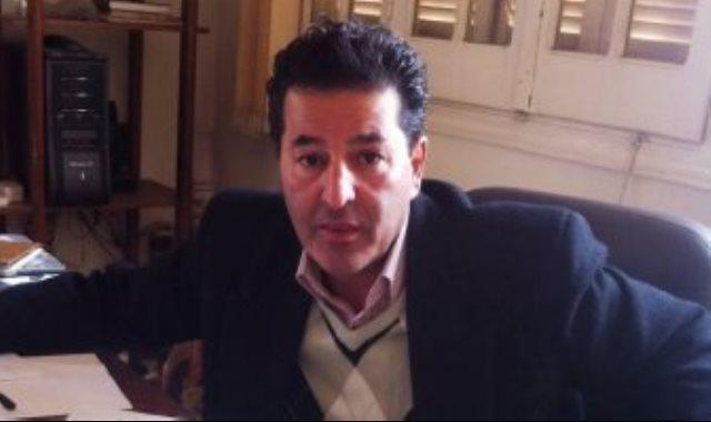 المهندس مصطفى النجاري رئيس لجنة التصدير بجمعية رجال الأعمال