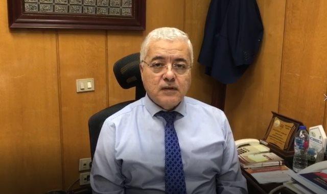 أسامه مهدى نائب رئيس الشركة القابضة الكيماوية