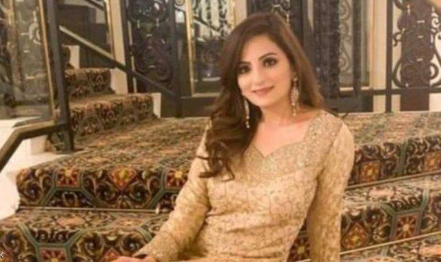 زينب نافيد ملكة جمال باكستان السابقة