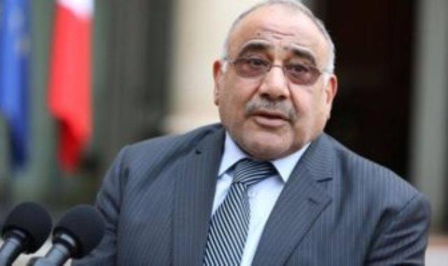 رئيس الوزراء العراقى