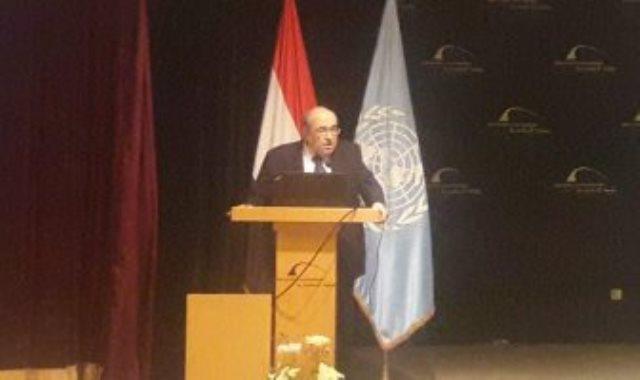 الدكتور مصطفى الفقى مدير مكتبة الإسكندرية