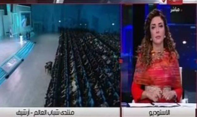 أحمد صبرى عضو تنسيقية شباب الأحزاب