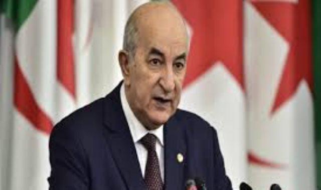 عبد المجيد تبون الرئيس الجزائري المنتخب