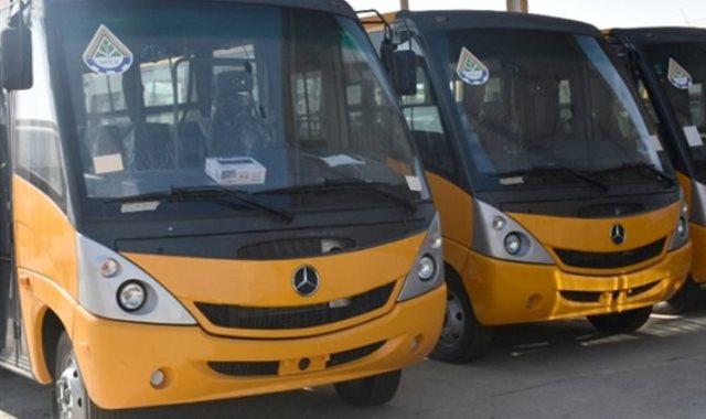 منظومة النقل الجماعى بمدينة بدر