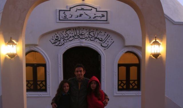 مسجد هيثم أحمد ذكي