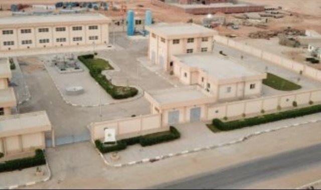 بدء التشغيل التجريبي لمحطة الصرف الصحي بمدينة بدر
