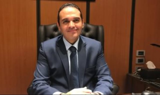 الدكتور مدحت نافع رئيس مجلس إدارة الشركة القابضة للصناعات المعدنية