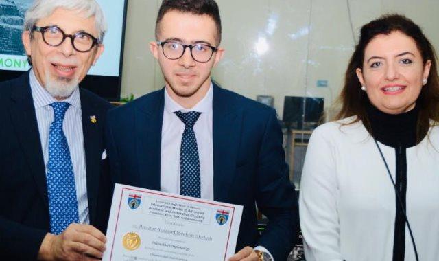 تخرج أول دفعة من زمالة زراعة الأسنان لطلاب جامعة مصر للعلوم والتكنولوجيا