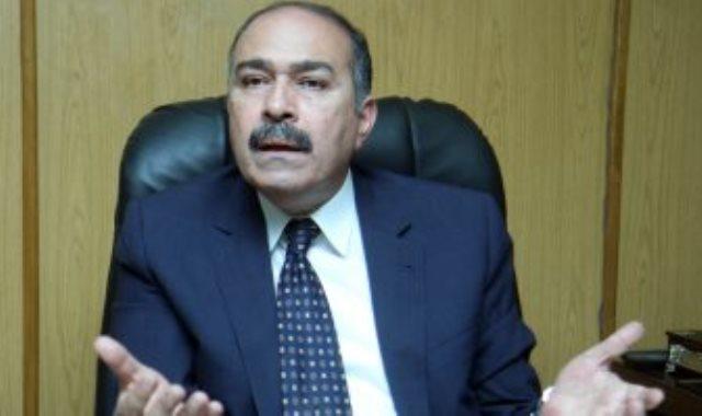 الدكتور أحمد حجازى رئيس القابضة للأدوية