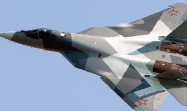 طائرة من طراز إس.يو-57