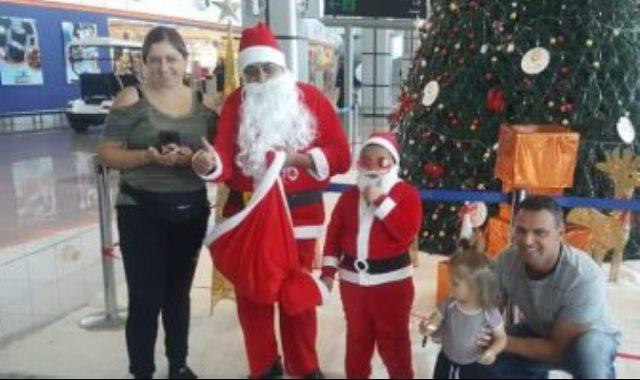 هدايا الكريسماس للسياح