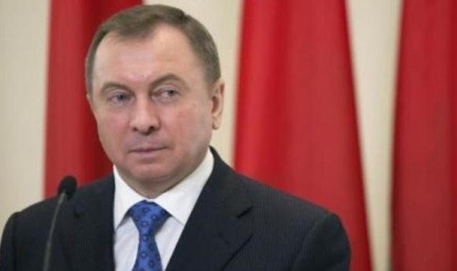 وزير خارجية بيلاروسيا