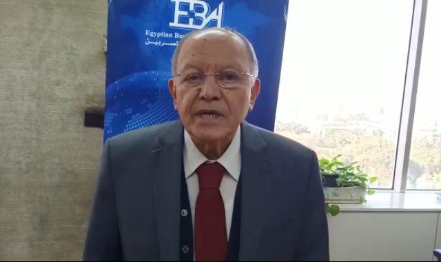 الدكتور فاروق ناصر رئيس لجنة السياحة بجمعية رجال الأعمال المصريين