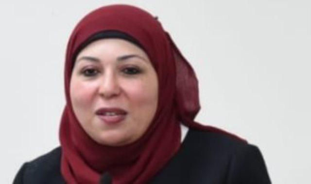 الدكتورة رشا كمال رئيس الإدارة المركزية لشئون الوافدين