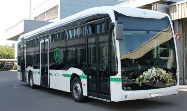 حافلة - صورة ارشيفية