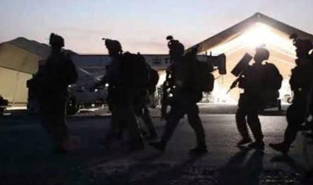 وصول قوات المارينز السفارة الأمريكية فى بغداد