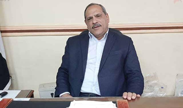 الدكتور عبد الكريم العراقى مدير مستشفى الأحرار التعليمى