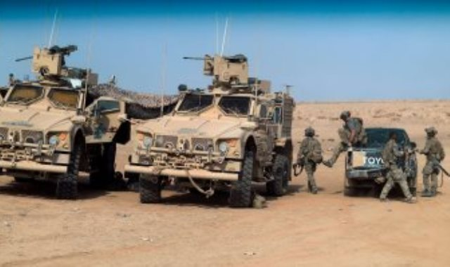 قوات التحالف الدولى - صورة أرشيفية