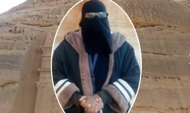 أول مرشدة سعودية