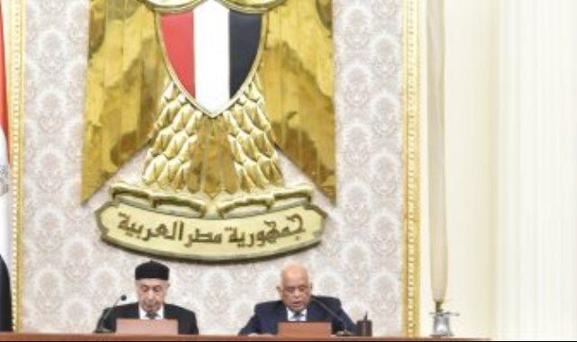 رئيسا البرلمان المصرى والليبي