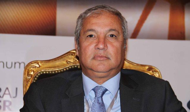 المهندس محمد شعيب الرئيس التنفيذي لشركة غاز الشرق المصرية