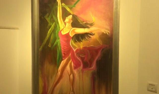 لوحات زيتية