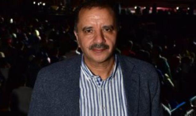 طارق راشد رئيس مجلس ادارة نادى وادى دجلة