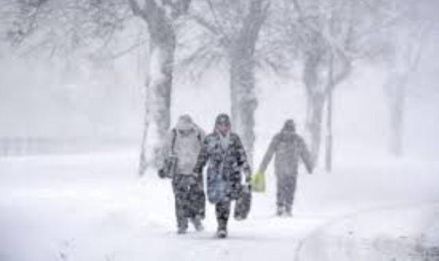 الطقس فى روسيا