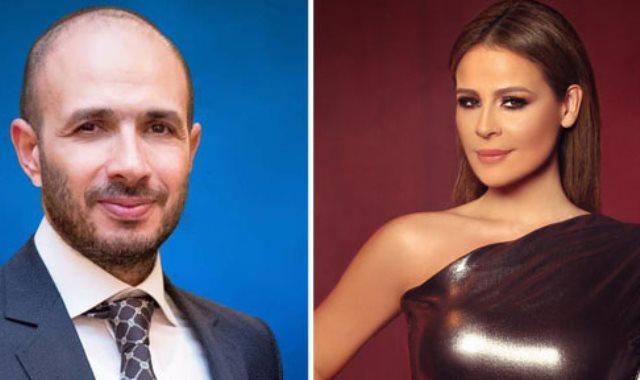 خالد الطوخى و كارول سماحة