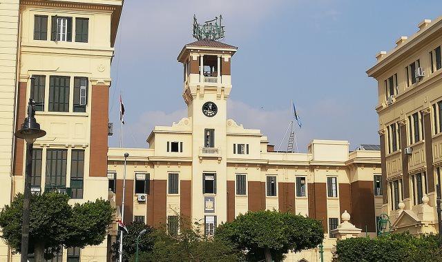 الساعة التراثية لمحافظة القاهرة