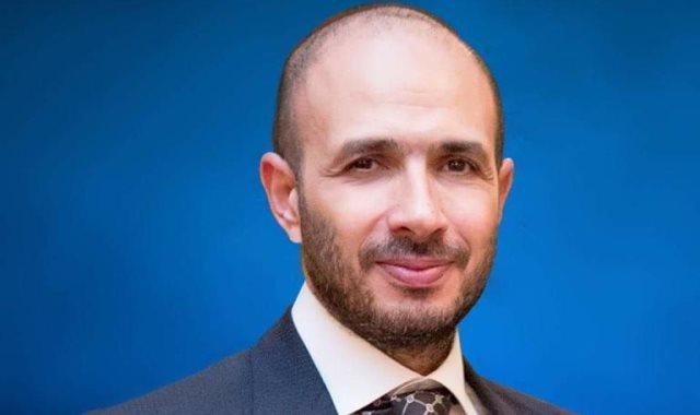 خالد الطوخى رئيس مجلس امناء جامعة مصر للعلوم والتكنولوجيا
