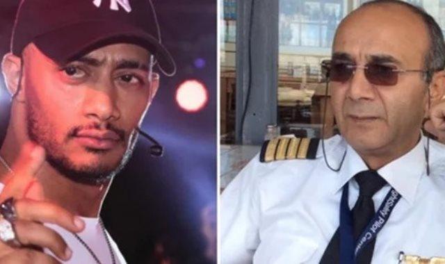 الطيار أشرف أبو اليسر