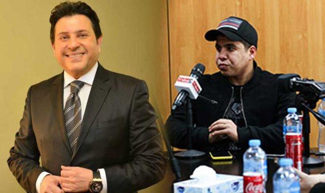 عمر كمال وهاني شاكر
