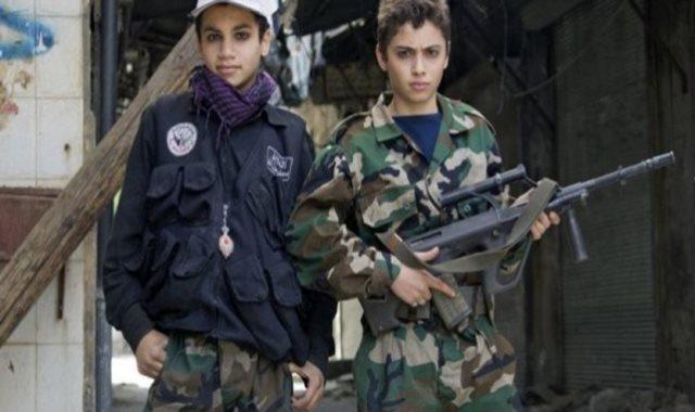 المقاتلين الصغار