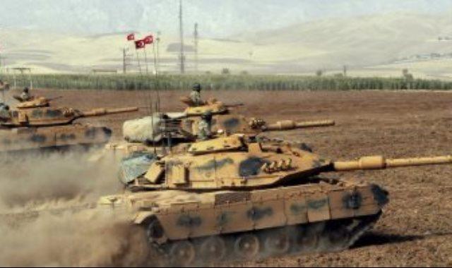 القوات التركيه