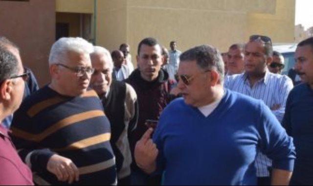تسليم وحدات إسكان الشباب بـ54 مليون جنيه في مرسى علم