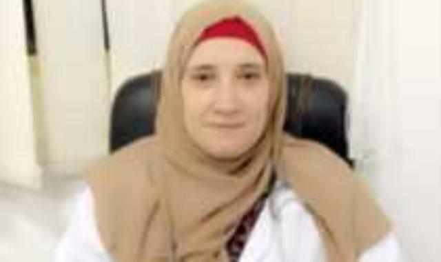 الدكتورة هبة ممدوح